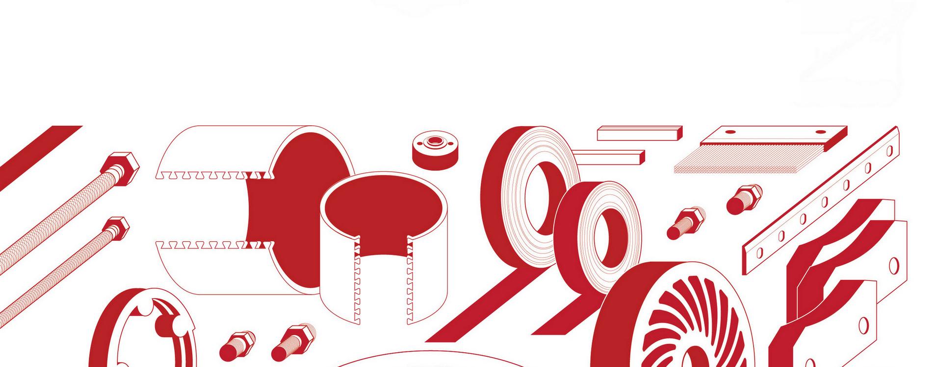 комплектующие и расходные материалы для гофропроизводства
