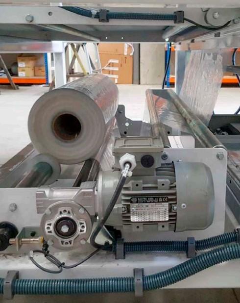 станок для термоусадочной упаковки